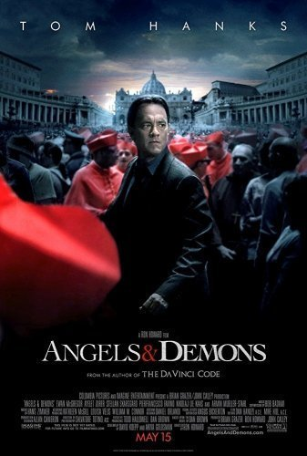 Angels and Demons The Movie - Poster