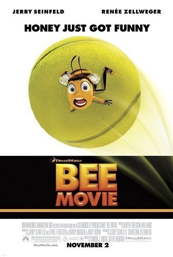 Bee Movie The Movie - Poster