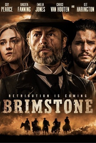 Brimstone The Movie - Poster