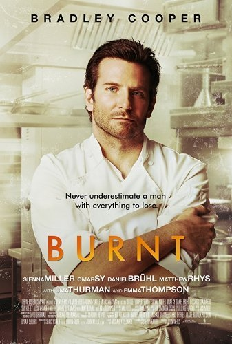 Burnt The Movie - Poster