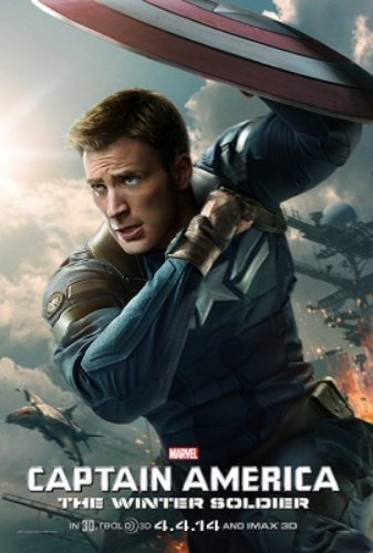 Captain America 2 The Movie - Poster