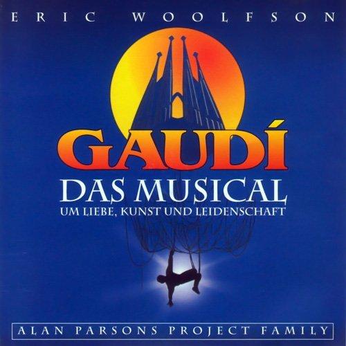 Eric_Woolfson_-_Gaudí album cover