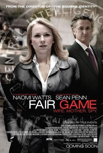 Fair Game The Movie - Poster