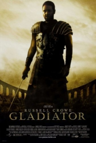 Gladiator The Movie - Poster