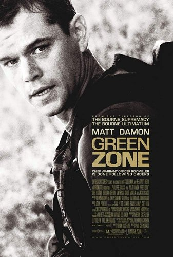 Green Zone The Movie - Poster