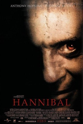 Hannibal The Movie - Poster