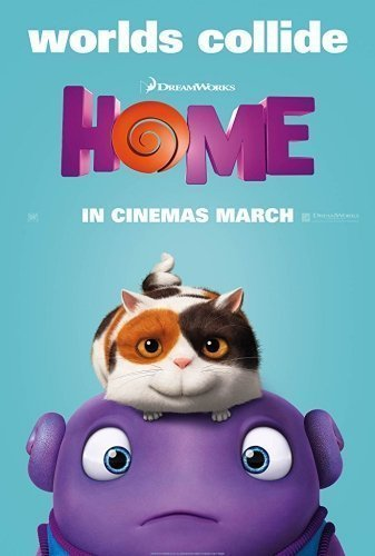 Home The Movie - Poster