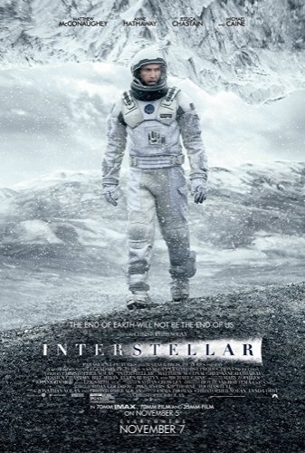 Interstellar The Movie - Poster