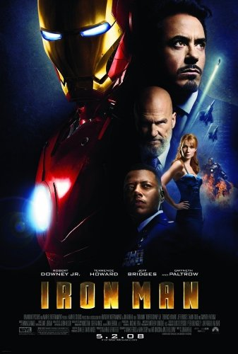 Iron Man The Movie - Poster
