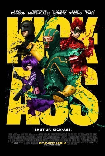 Kick Ass The Movie - Poster