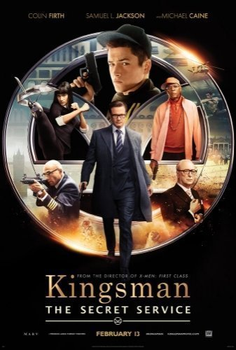 Kingsmen The Movie - Poster