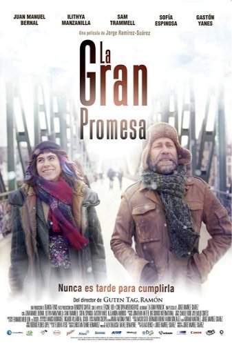 La Gran Promessa The Movie - Poster