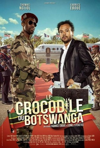 Le Crocodile du Botswanga The Movie - Poster