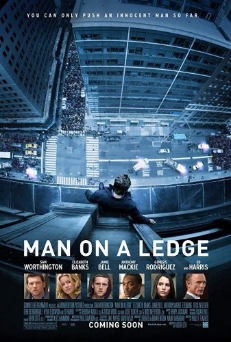 Man On a Ledge The Movie - Poster