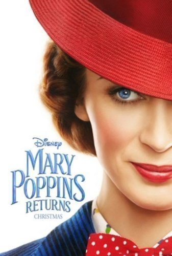Mary Poppins Returns The Movie - Poster