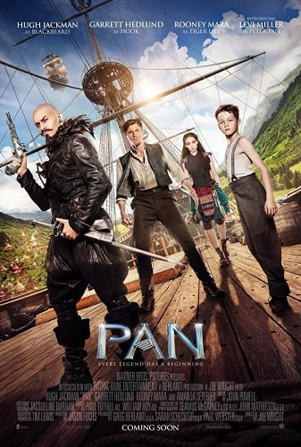 Pan The Movie - Poster