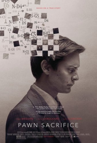 Pawn Sacrifice the movie poster