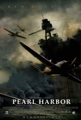 Pearl Harbor the movie poster
