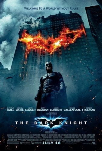 The Dark Knight The Movie - Poster