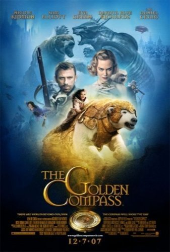 The Golden Compass - Movie poster