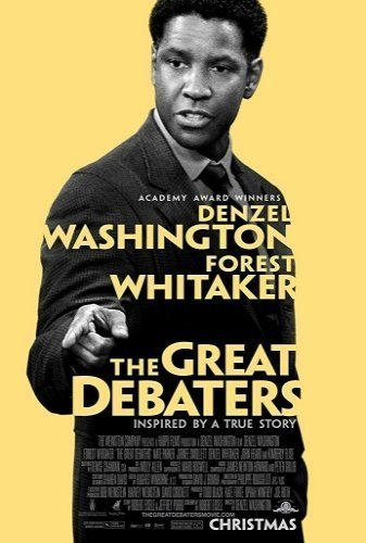 The Great Debaters The Movie - Poster