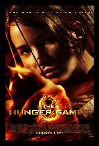 The Hunger Games The Movie - Poster