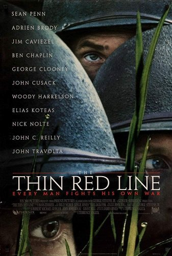 The Thin Red Line The Movie - Poster