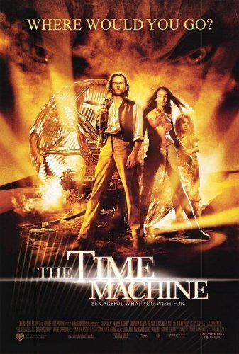 Time Machine The Movie - Poster