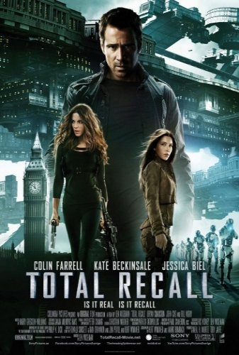 Total Recall The Movie - Poster