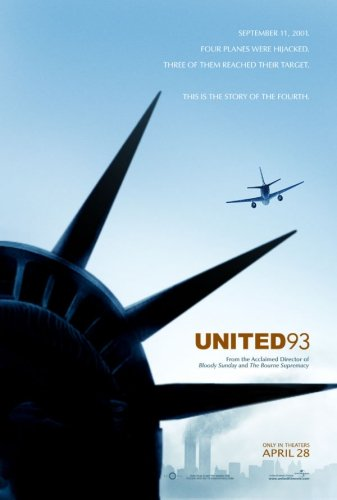 United 93 The Movie Poster