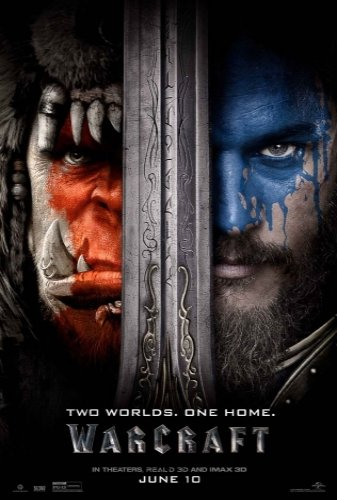 Warcraft- The Beginning The Movie Poster