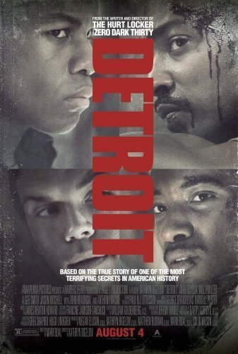 Detroit the movie poster