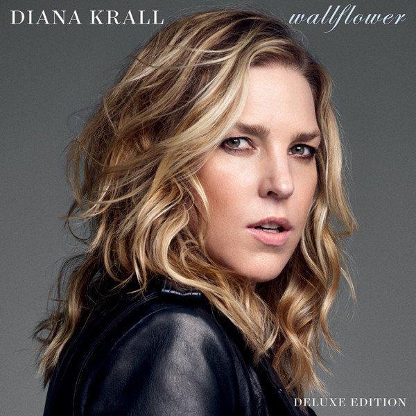 diana krall wallflower album cover