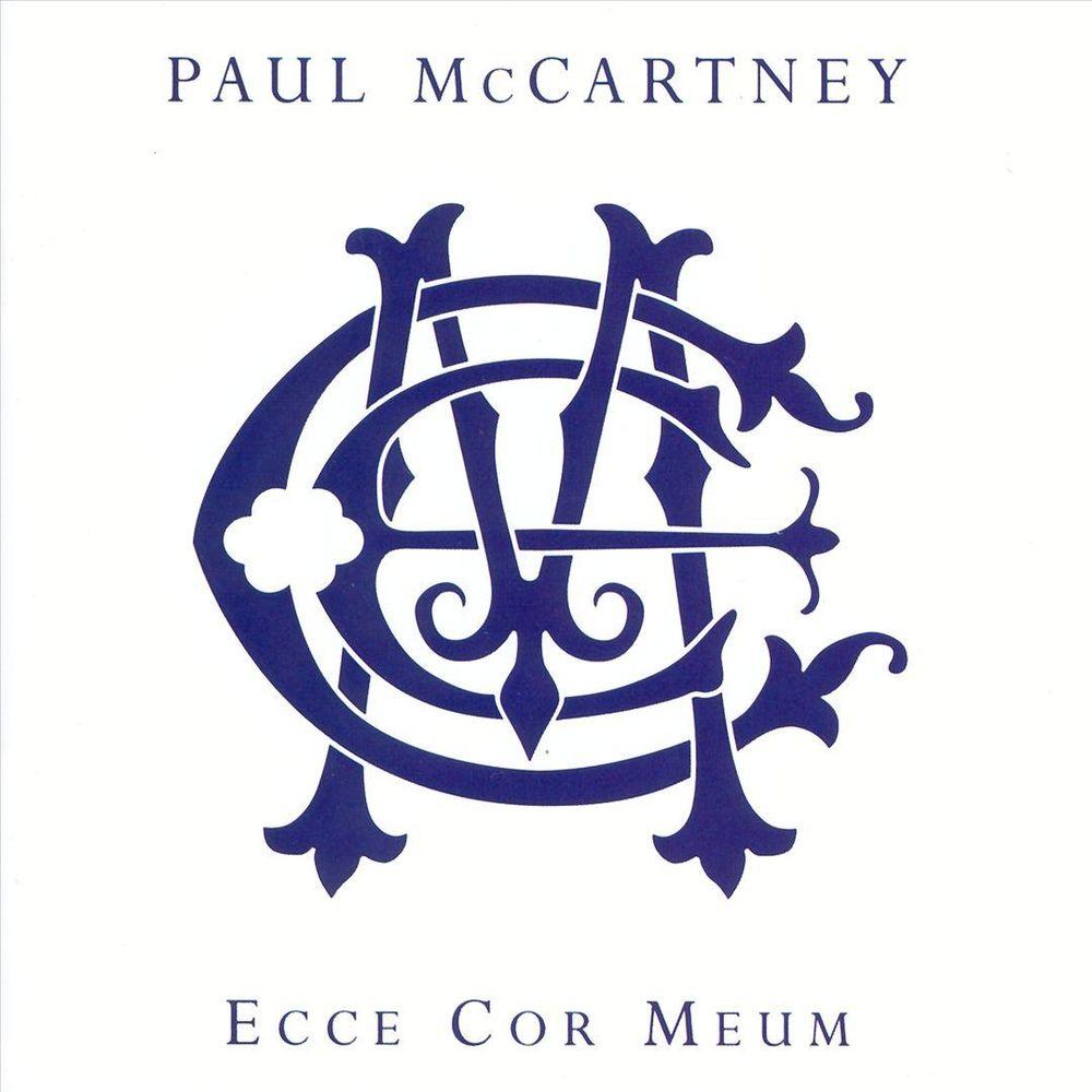 Paul McCartney Ecce Cor Meum album cover