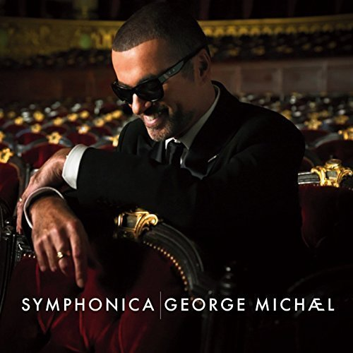george michael symphonica album cover