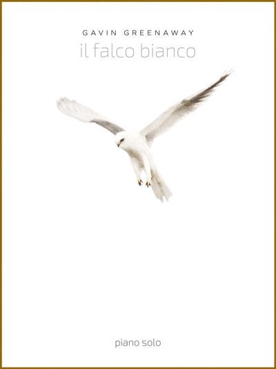 il falco bianco sheet music cover