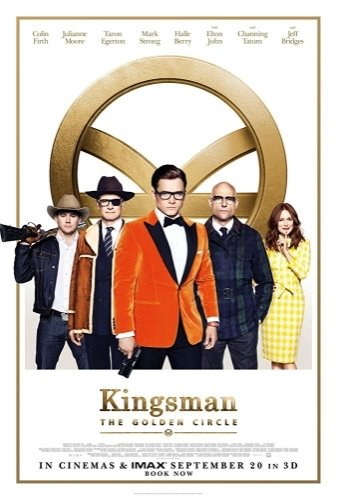 kingsman_2 The Movie - Poster
