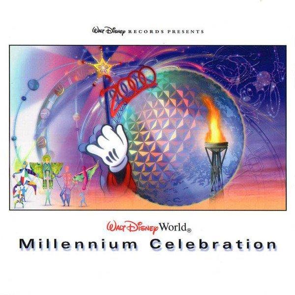 disney millenuim celebration album cover