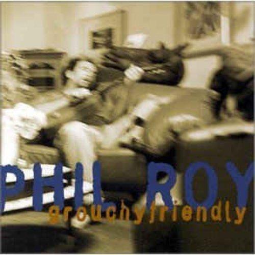 phil roy album cover