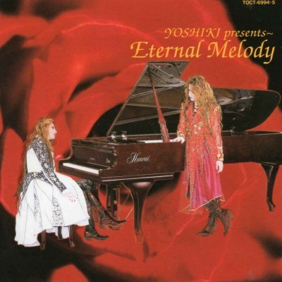 yoshiki eternal melody album cover