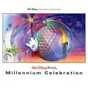 disney millenuim celebration album cover