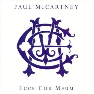 Paul McCartney Ecce Cor Meum album cover