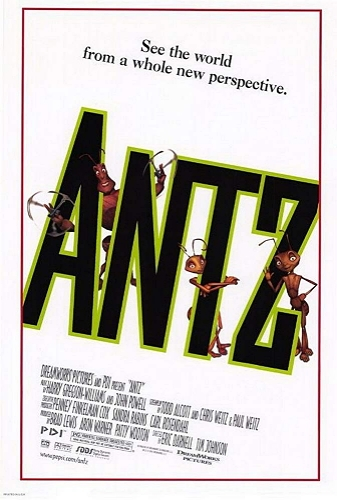 Antz The Movie - Poster